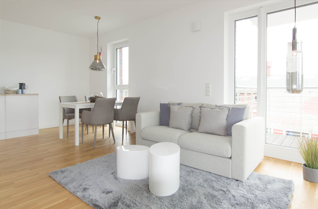 Home Staging - Immobilienmakler Cuxhaven
